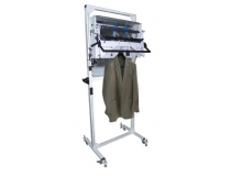 Pnömatik Ayaklı Tip Elbise Ambalajlama Makinası ( Üst Kaynaklı )